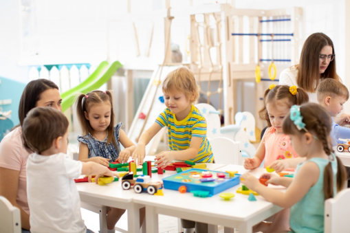 Benefits Your Kids Can Get From Our Preschool Programs